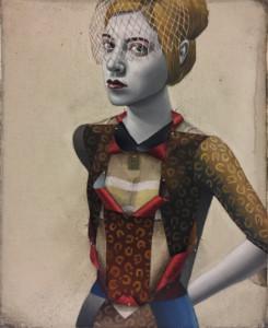 Gino Rubert, «Aquella primavera 2020 (tryptich)», 2020, graphite on paper, 24 x 31 cm