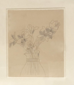 Andy Warhol,Still-Life. Flowers