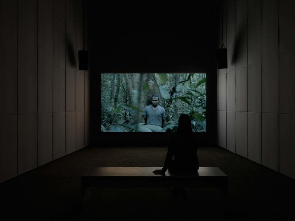Regina Parra, Capitão do Mato (2016). Single channel video, color, sound, 5 min. Courtesy of the artist and Galeria Senda.