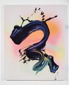 Yago Hortal, «SP215», 2018, 202 x 170 cm